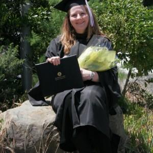 Graduation!  May 2011